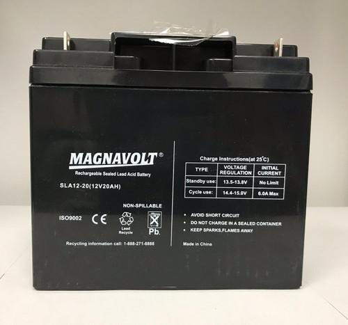 20a/h battery.