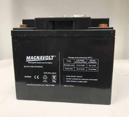 45a/h battery.