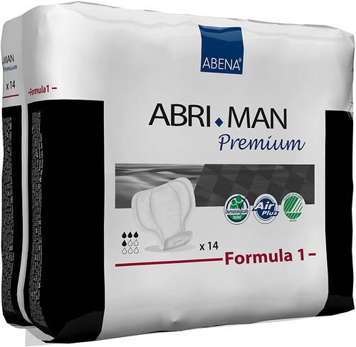ABRI-MAN, package.