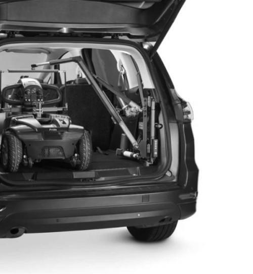 LC Range Vehicle Lift