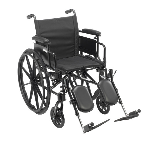 "Adjustable Detachable Arms  elevated leg rest 16"""