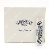 Savinelli 9mm Charcoal Filters Box of 35 (sav9mmchrc)