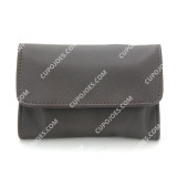Castleford Brown Roll Up Pouch #PA29347