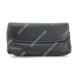 Erik Stokkebye 4th Generation Kenzo Black Single Pipe Combo Pouch