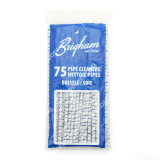 Brigham Bristle Pipe Cleaners Pack of 75
