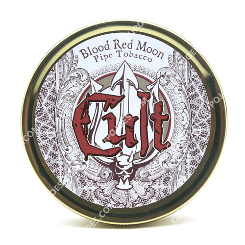 Cult Blood Red Moon 50g Tin