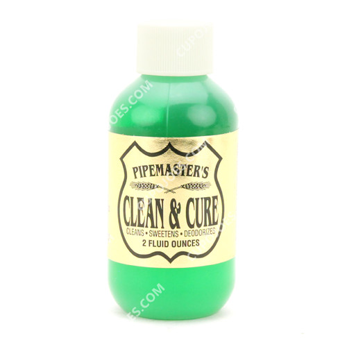 Pipemaster's Clean & Cure Pipe Cleaner 2 Oz.