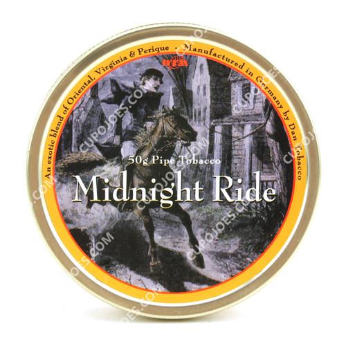 Dan Tobacco Midnight Ride 50g Tin
