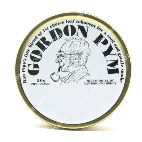Dan Tobacco Gordon Pym 50g Tin