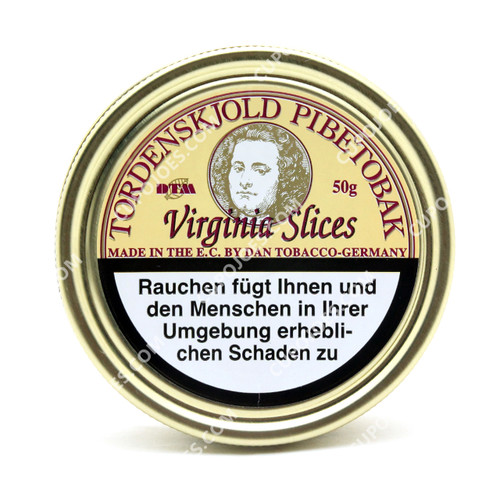Dan Tobacco Virginia Slices 50g Tin