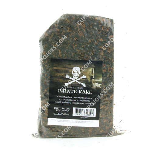 Cornell & Diehl Pirate Kake 16 Oz Bag