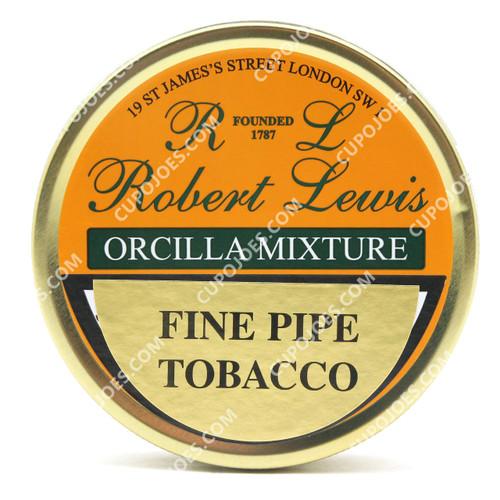 Robert Lewis Orcilla Mixture 50g Tin