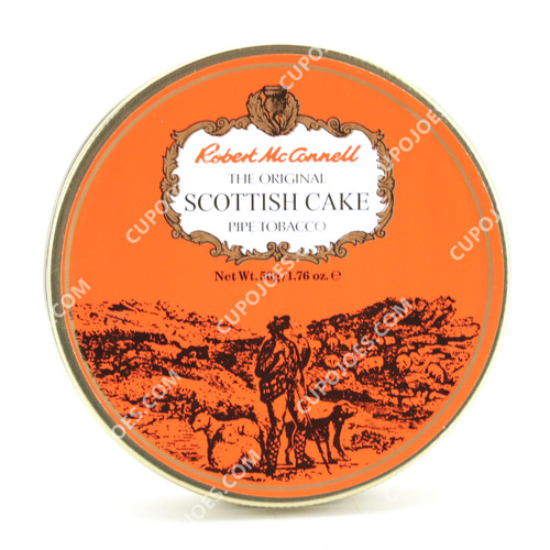 Robert McConnell Scottish Cake 50g Tin