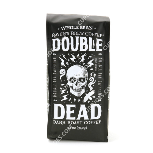 Raven's Brew Double Dead Coffee 12 Oz.