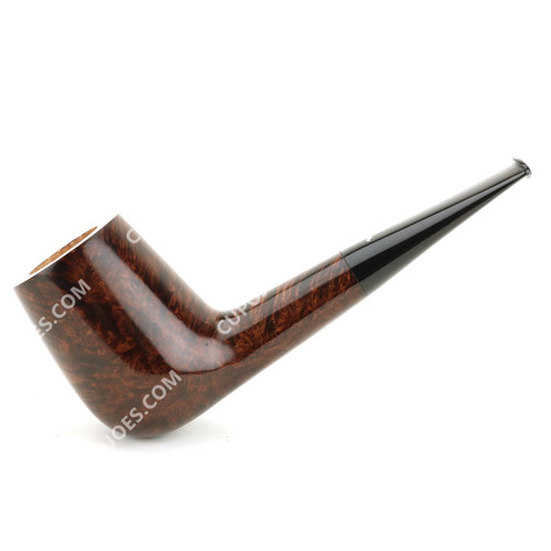 Caminetto Moustache Brown Brandy Pipe 03-35