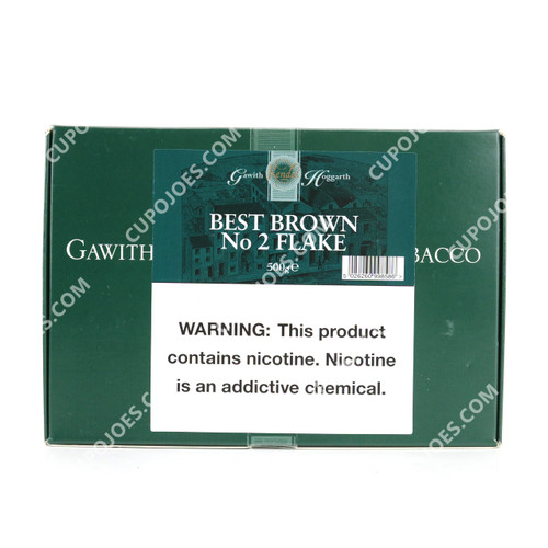 Gawith, Hoggarth & Co. Best Brown #2 500g Box