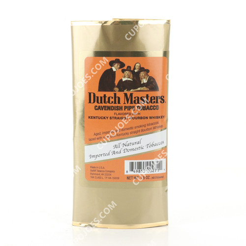 Dutch Masters Bourbon Whiskey 1.5 Oz Pouch