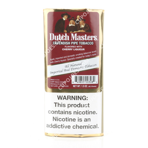 Dutch Masters Cherry Liqueur 1.5 Oz Pouch