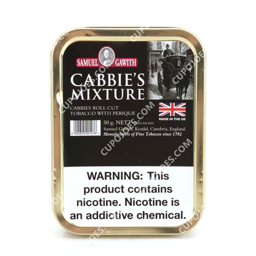 Samuel Gawith Cabbie's Mixture 50g Tin