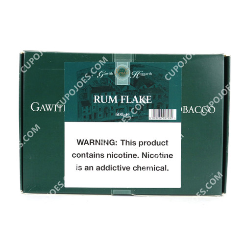 Gawith, Hoggarth & Co. Rum Flake 500g Box