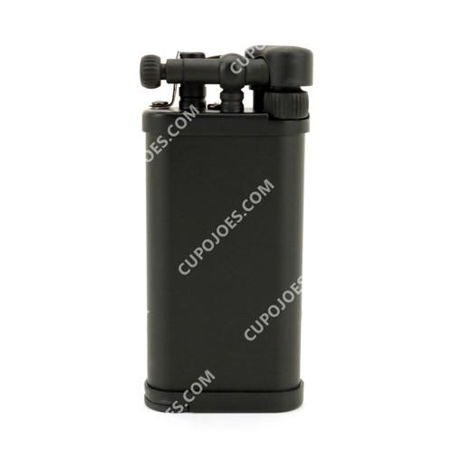 Corona Old Boy Black Matte Pipe Lighter #649111