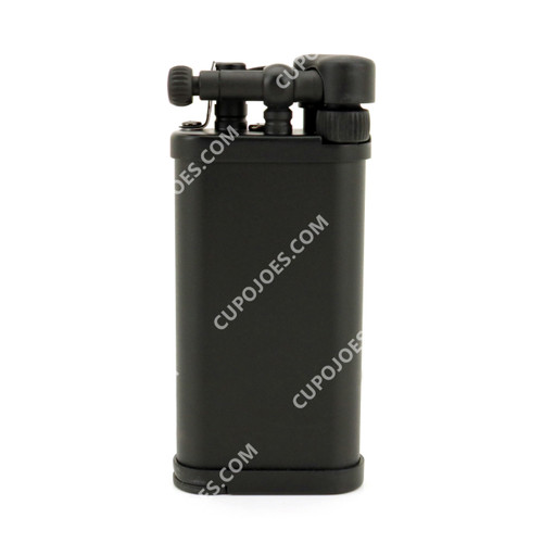 Corona Old Boy Black Matte Pipe Lighter #649111