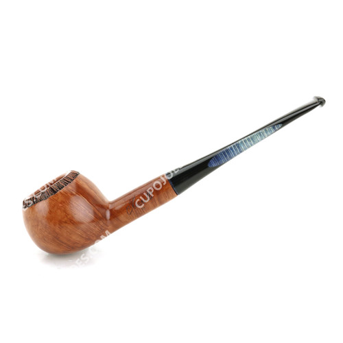 Amorelli Fish Tail 1 Star Apple Pipe