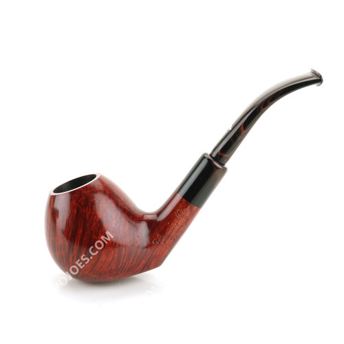Caminetto Sitting Apple Smooth Pipe 00-34