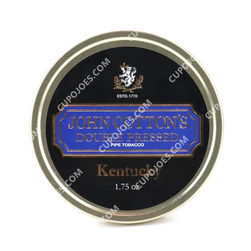 John Cotton's Double Pressed Kentucky 50g Tin