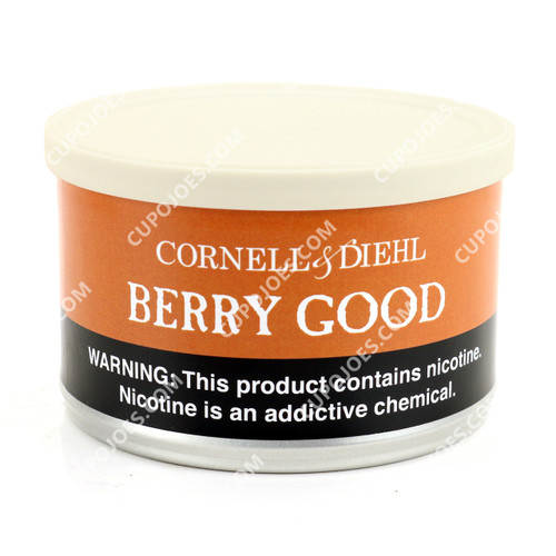 Cornell & Diehl Berry Good 2 Oz Tin