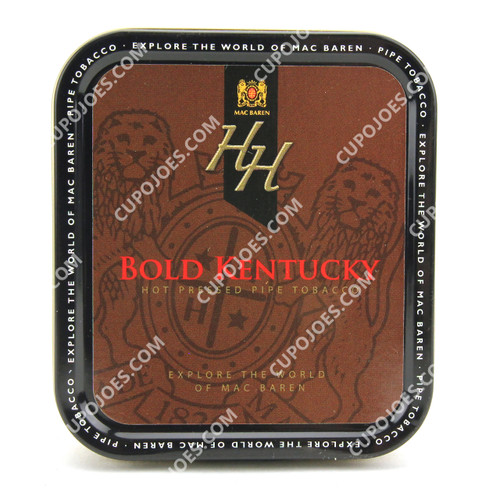 Mac Baren HH Bold Kentucky 1.75 Oz Tin