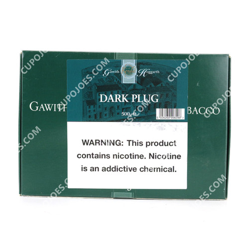 Gawith, Hoggarth & Co. Dark Plug 500g Box