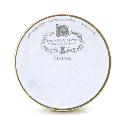 Fribourg & Treyer Vintage Flake 50g Tin