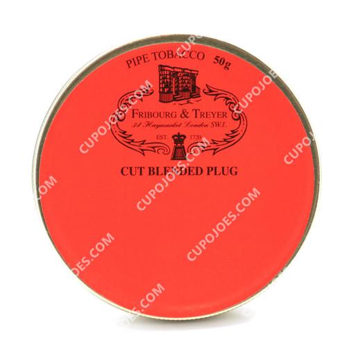 Fribourg & Treyer Cut Blended Plug 50g Tin