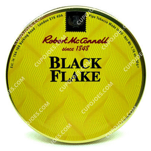 Robert McConnell Black Flake 50g Tin