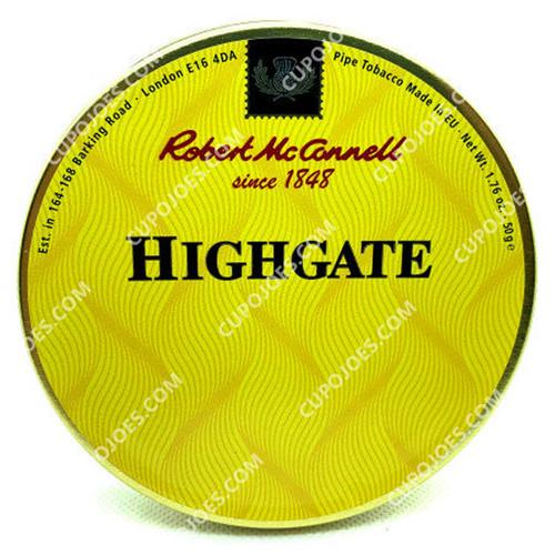 Robert McConnell Highgate 50g Tin