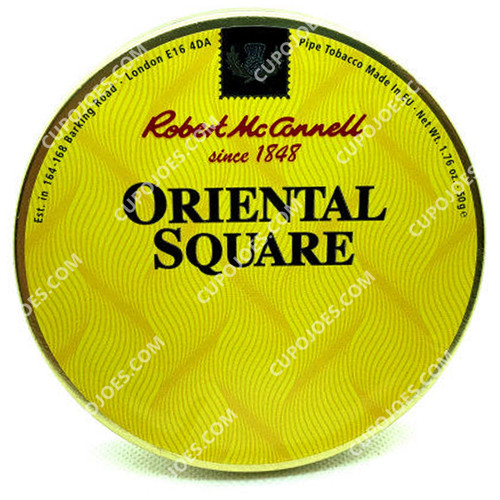 Robert McConnell Oriental Square 50g Tin