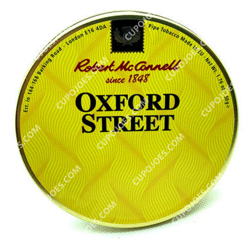 Robert McConnell Oxford Street 50g Tin