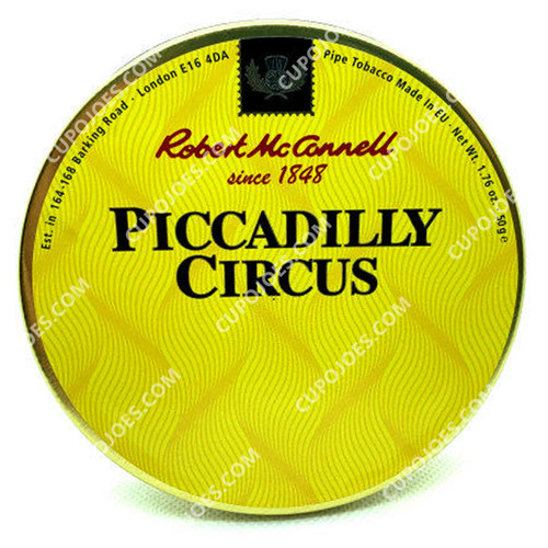Robert McConnell Piccadilly Circus 50g Tin