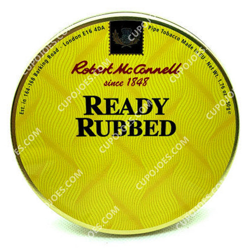 Robert McConnell Ready Rubbed 50g Tin