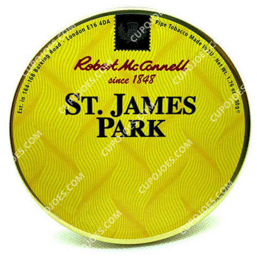 Robert McConnell St. James Park 50g Tin