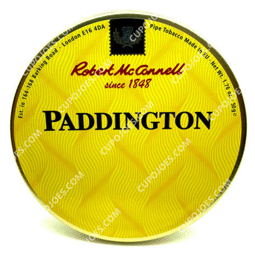 Robert McConnell Paddington 50g tin