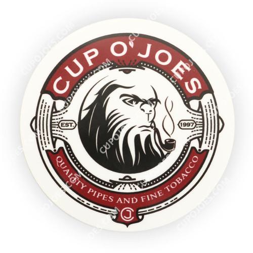 Cup O' Joes Yeti Sticker