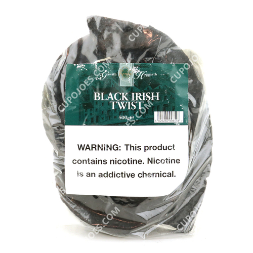 Gawith, Hoggarth & Co. Black Irish Twist 500g Bag