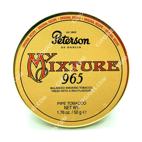Peterson My Mixture 965 50g Tin