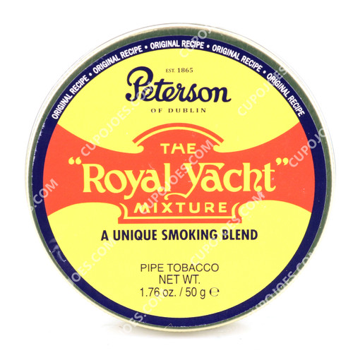 Peterson Royal Yacht 50g Tin