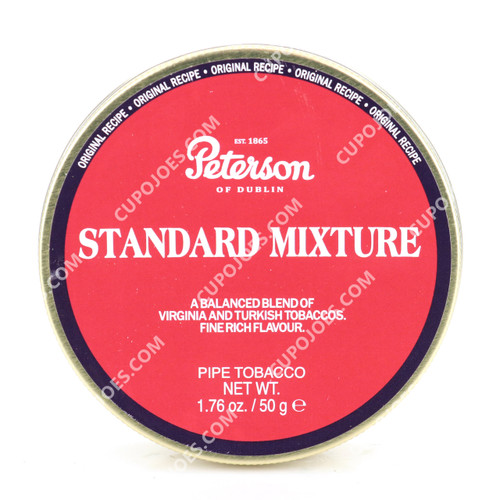 Peterson Standard Mixture 50g Tin