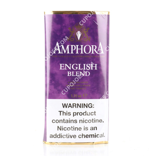 Amphora English Blend 1.75 Oz Pouch