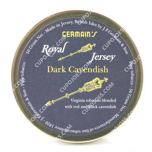 Germain's Dark Cavendish 50g Tin