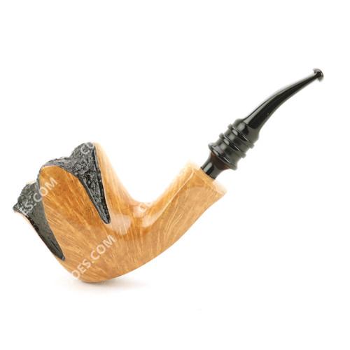 Erik Nording Spiral Natural Rustic Pipe #21